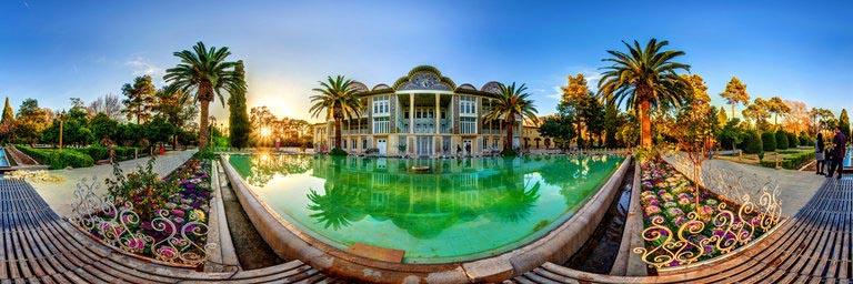 Narenjestan palace Shiraz