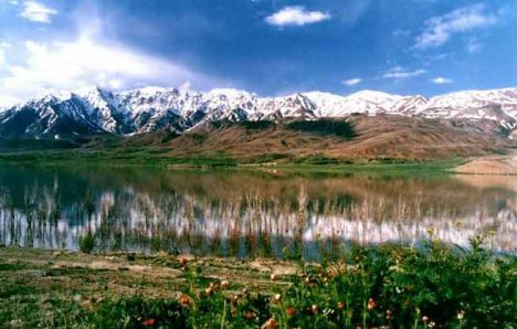IRAN-YASOUJ