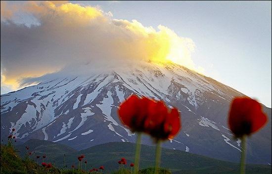 IRAN-AMOL-DAMAVAND