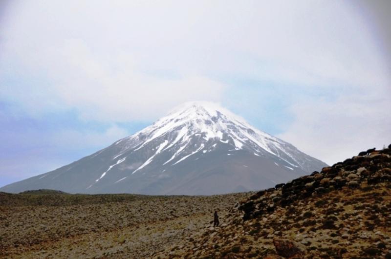 IRAN-MAZANDARAN-DAMAVAND