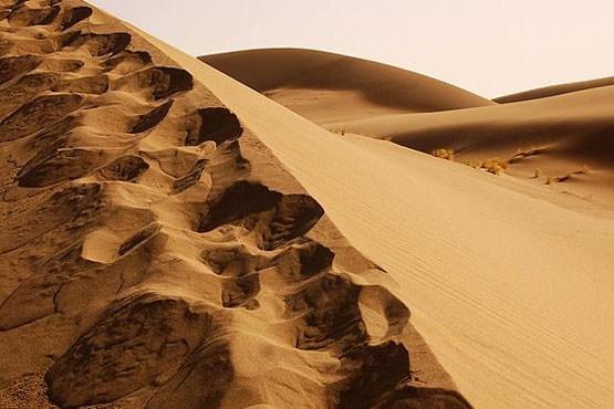 ABARKOUH DESERT IRAN
