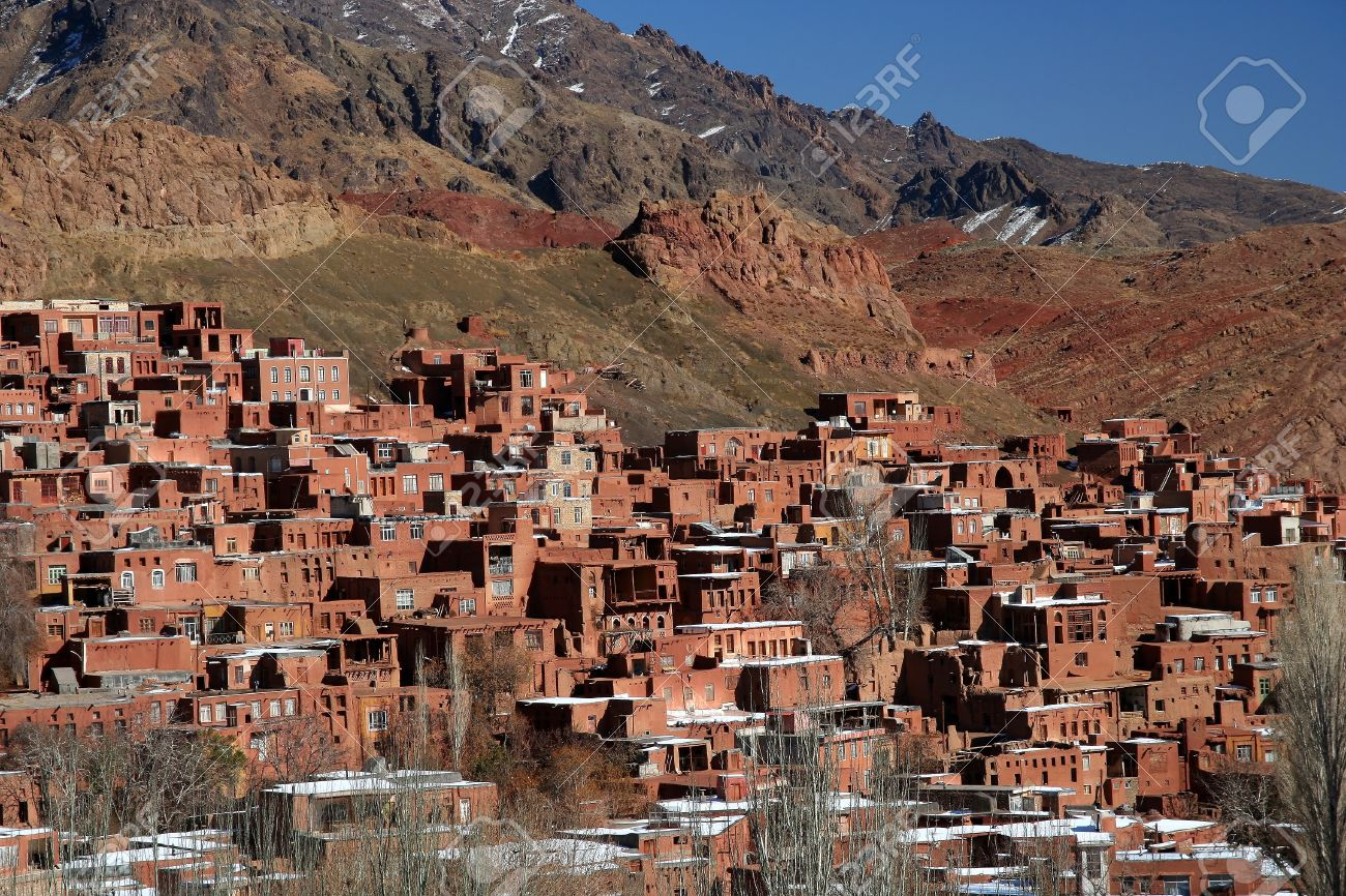 Abyaneh Village_Isfahan_Iran