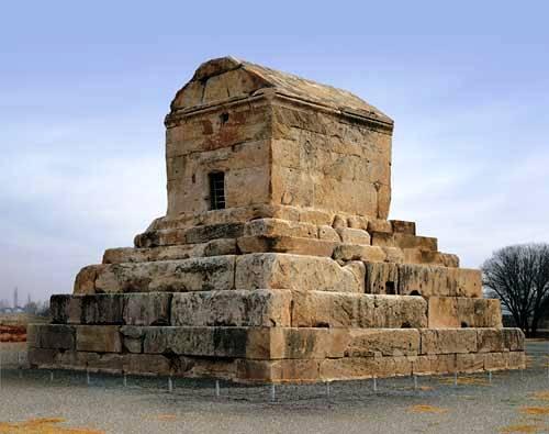 Passargard palaces IRAN