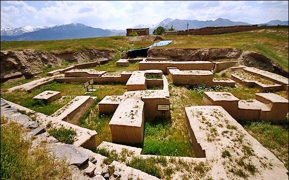 Hegmatana hill HAMEDAN IRAN