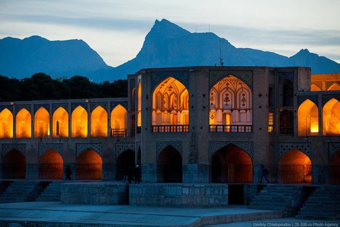 Iran . Isfahan
