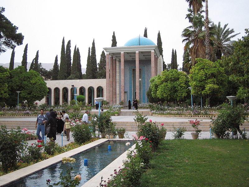 Iran Shiraz sadi