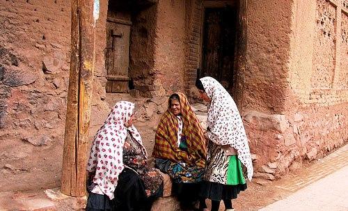 Abyaneh Village KASHAN IRAN