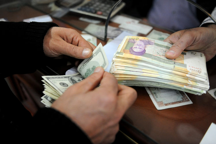 Money Exchange In Iran Aseman Gasht
