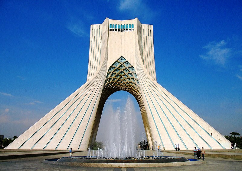 Tehran Liberty Tower