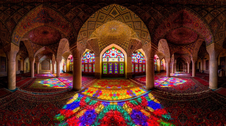mosques in SHiraz