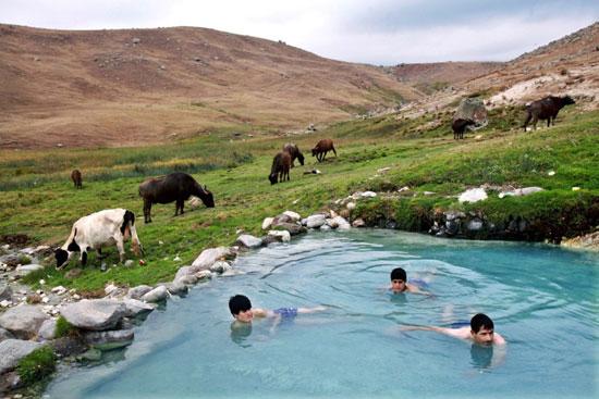 Spa in Iran