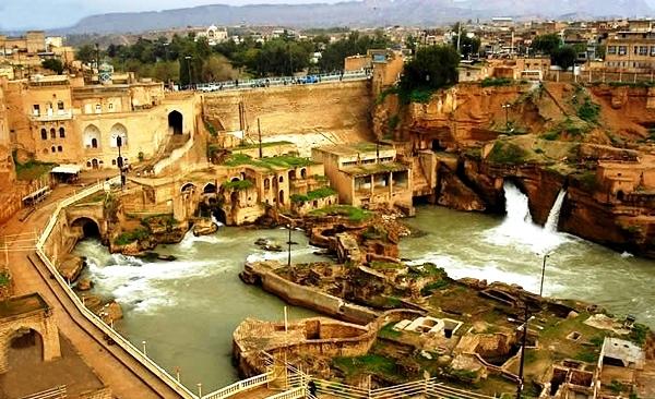 Shushtar Watermilles