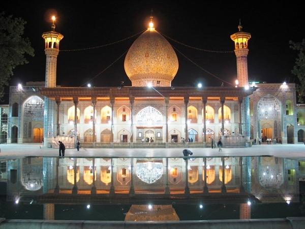 Shah cherish holly shrine