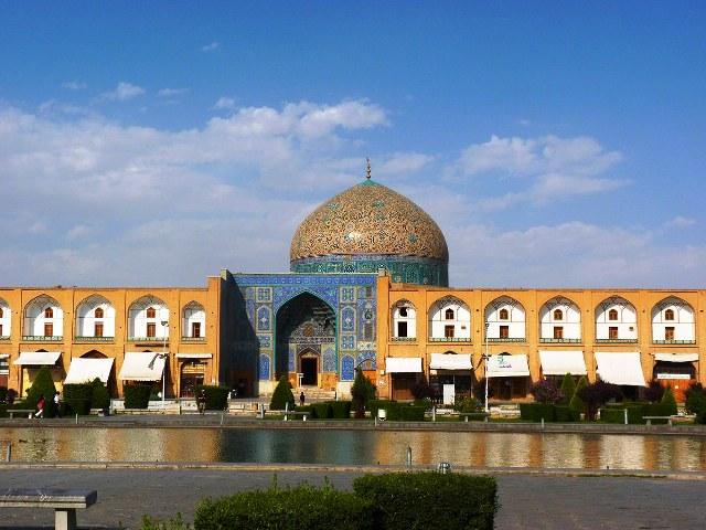 Isfahan Naghshe jahan square