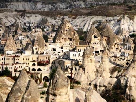 Kandovan Village Tabriz