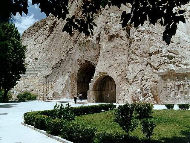 Kermanshah Taghe bostan