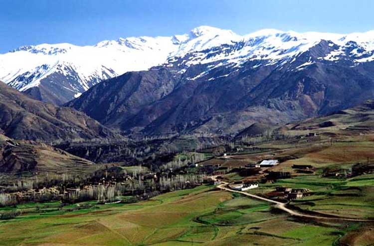 Qazvin Panoramic