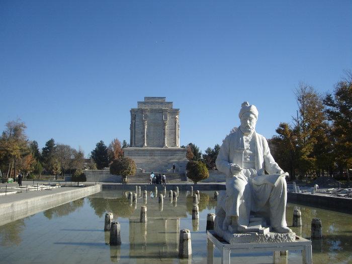 Ferdosi monument