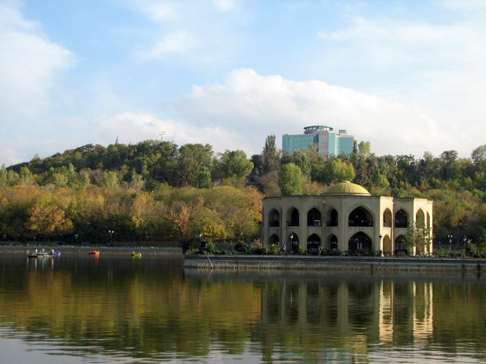Tabriz park