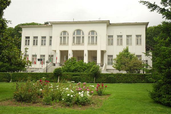 Palaces in Tehran